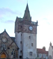 Pittenweem Tolbooth Tower